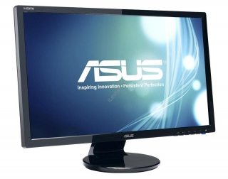 "Monitor 23,6"" LED ASUS VE247H -2ms,repro,DVI,HDMI,LED"