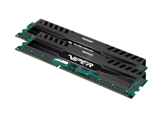 Patriot RAM DDR3 16GB (2x8GB) 1600MHz Viper III Black Mamba Kit