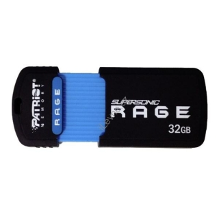 Patriot 32GB Flash disk/ Supersonic Rage