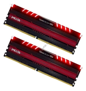 TEAM Delta 8GB DDR4 2400MHz