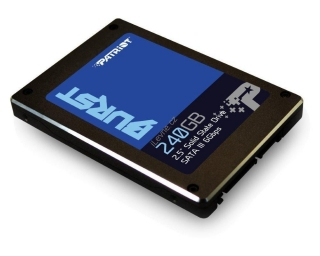 "PATRIOT BURST 240GB SSD / Interní / 2,5"" / SATA 6Gb/s /"