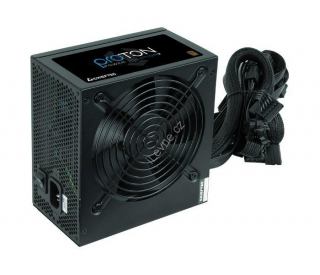 CHIEFTEC zdroj BDF-400S / Proton Series / 400W / 120mm fan / akt. PFC / 80PLUS Bronze