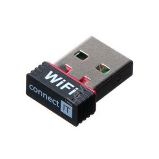 CONNECT IT wifi USB nano adaptér