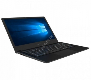 "UMAX notebook/cloudbook VisionBook 12Wi-64G/ 11,6"" IPS/ 1920x1080/ Z8350/ 2GB/ 64GB Flash/ HDMI/ 2x USB/ W10 Home/ černý"