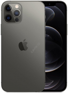 "Apple iPhone 12 Pro 256GB Graphite   6,1"" OLED/ 5G/ LTE/ IP68/ iOS 14"